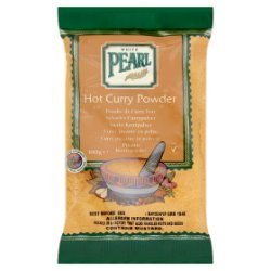 White Pearl Hot Curry Powder 100g