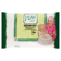 White Pearl Ground Rice 1.5kg