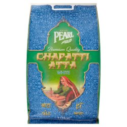 White Pearl Premium Quality Chapatti Atta White 10kg