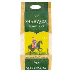 Shahzada Basmati Rice 5kg