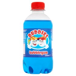 Buddies Bubblegum 330ml