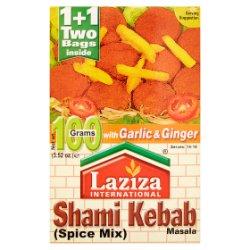 Laziza International Shami Kebab Masala Spice Mix 100g