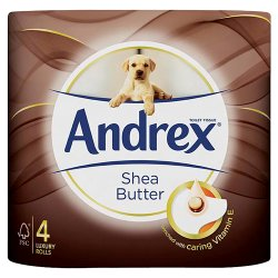 Andrex Shea Butter PM £1.99