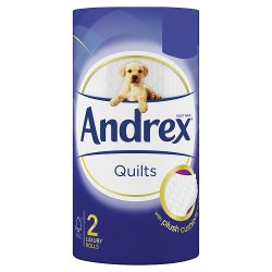Andrex GBP1.09 Quilts