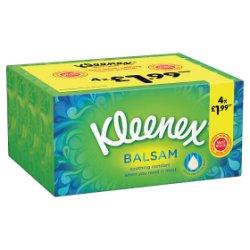 Kleenex® Balsam Tissues PMP 4 Pack
