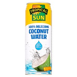 Tropical Sun 100% Natural Coconut Water 520ml