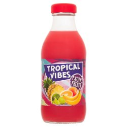Tropical Vibes Exotic Fruits Drink 300ml