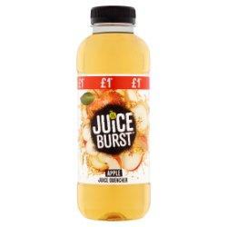 JUICEBURST™ Apple Juice Quencher 500ml