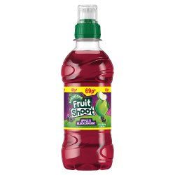 Robinsons Fruit Shoot Apple & Blackcurrant Juice Drink 275ml