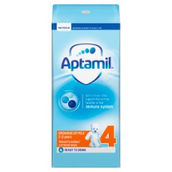 Aptamil Growing Up Milk 4 2-3 Years 200ml