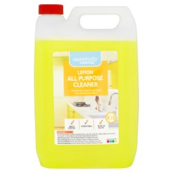 Essentially Cleaning Lemon All Purpose Cleaner K10 5L