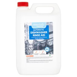 Essentially Cleaning Automatic Dishwasher Rinse Aid K4 5L