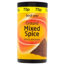 Best-One Ground Mixed Spice 25g