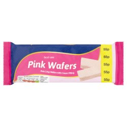 Best-One Pink Wafers 100g