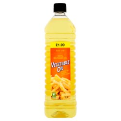 Best-One Vegetable Oil 1L