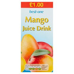 Best-One Mango Juice Drink 1 Litre