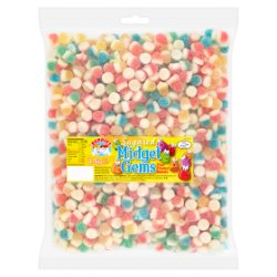 Buddies Sugared Midget Gems Fruit Flavour Sweets 1.5kg