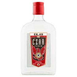 Imperial Czar Vodka 35cl