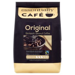 Essentially Café Original Fairtrade Ground Coffee 500g
