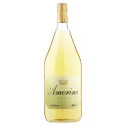 Amorino Bianco Lightly Sparkling Perry 150cl