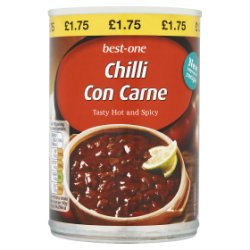 Best-One Chilli Con Carne 390g