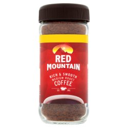 Red Mountain Medium Roast Coffee 85g