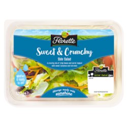 Florette Sweet & Crunchy Side Salad 110g