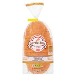 The Polish Bakery Traditional Wheat & Rye Sourdough Bread 800g