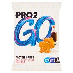 PRO 2GO Protein Bakes Salt & Balsamic Vinegar 30g