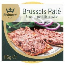 Elsinore Brussels Paté 115g