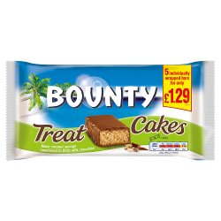 Bounty Treat Cake PM GBP1.29