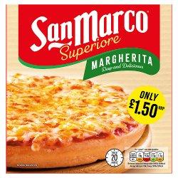 San Marco Superiore Deep & Delicious Margherita Pizza 405g