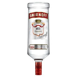 Smirnoff Red Label Vodka 1.5L