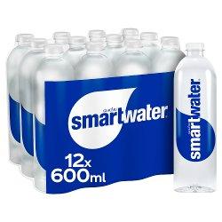 Glacéau Smartwater Still 12 x 600ml