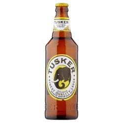 Tusker Imported Medium Beer 500ml