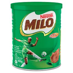 Milo Powder 400g Tin (African)