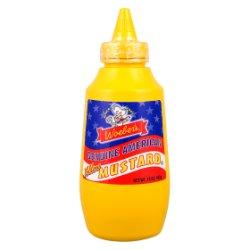 Woeber's Genuine American Yellow Mustard 453g