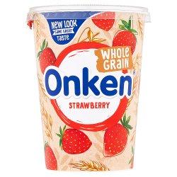 Onken Wholegrain Strawberry Yogurt 450g