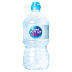 Nestle Pure Life Still Spring Water Sports Cap 1L