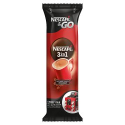 NESCAFÉ Original 3 in 1 Instant Coffee, Sleeve of 8 Cups x 20g (160g)