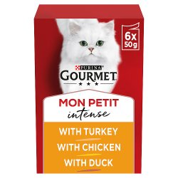 Gourmet Mon Petit 6 x 50g (300g)