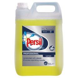 Persil Pro Formula Professional Washing Up Liquid Lemon 5L