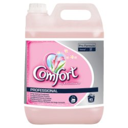Comfort Professional Lily & Riceflower Floral Freshness 5L