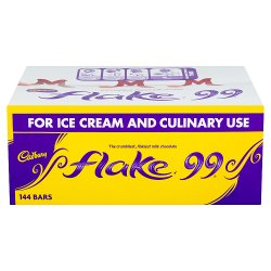 Cadbury Flake 99 Chocolate Bar 144 x 8.25g