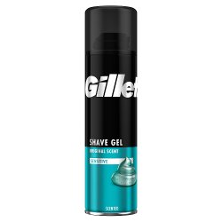 Gillette Sensitive Men's Shaving Gel 200ml