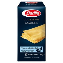 Barilla Collezione Lasagne 500g