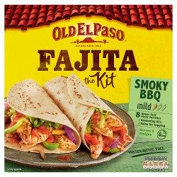 Old El Paso Smoky BBQ Fajita Kit 500g