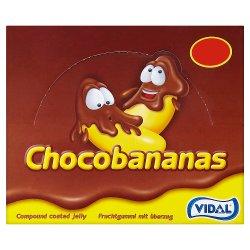 Vidal Chocobananas 120pcs