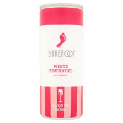 Barefoot White Zinfandel 250ml