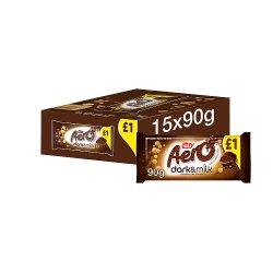 Aero Dark&Milk Chocolate Sharing Bar 90g PMP £1